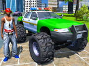 Monster Truck Stunts Driving Simulator
